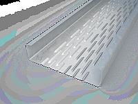C термопрофиль оцинкованный ПС 200/2,0   Днепропетровск (перфорированный профиль)