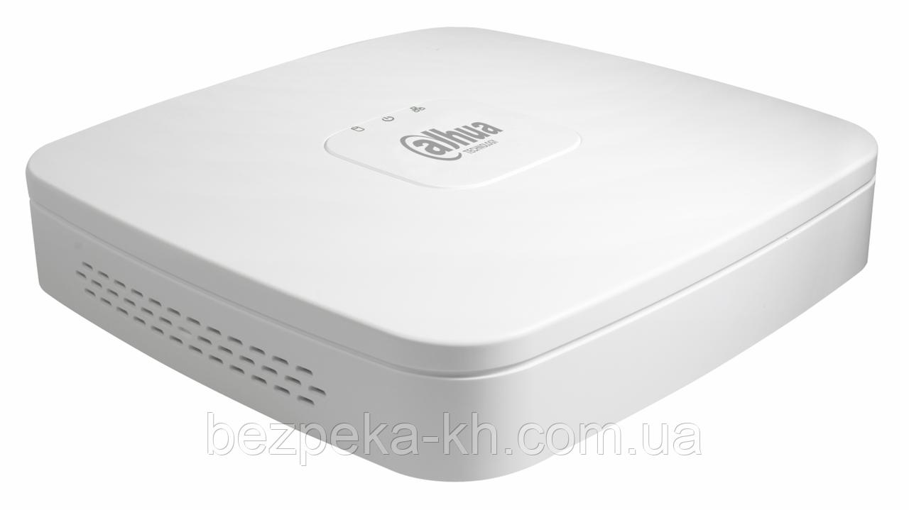 Мережевий PoE відеореєстратор DAHUA DH-NVR1A08-8P