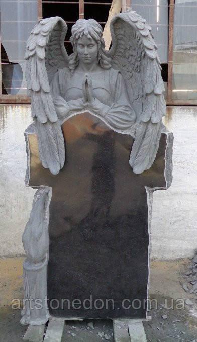 Памятник в виде ангела №18