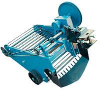 Картофелекопалка транспортерная ТМ АгроМир (для мототракторов и водяных мотоблоков)
