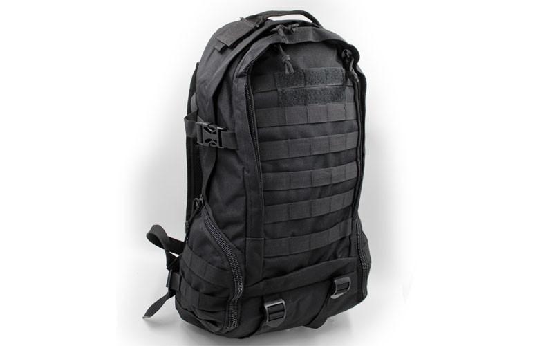 Рюкзак тактический 35 л черный