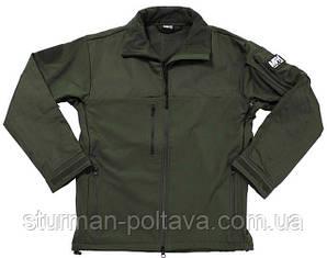 "Куртка Soft Shell ""Australia"", oliv MFH Німеччина"