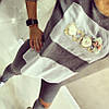 Костюм свитшор Сосо+лосины с разрезами на коленках, фото 3