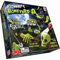 Игровой набор Johnny's Boneyard