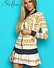 Спортивный костюм с юбкой | Chanel цепи sk, фото 4