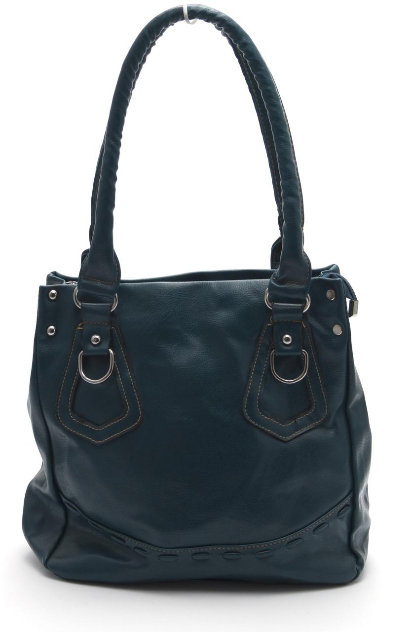 Синяя женская сумка Б/Н art. 0433