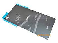 Задняя крышка Sony Xperia Z5 Plus Серая