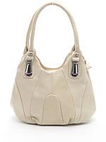 Бежевая женская сумка Б/Н art. 311, фото 1