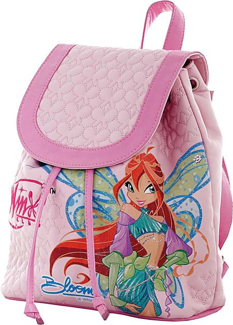 рюкзаки школьные barbie