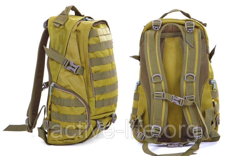 Тактический рюкзак на 30л детский рюкзак vaude