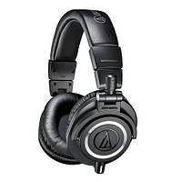 Наушники Audio-Technica ATH-M50X BL