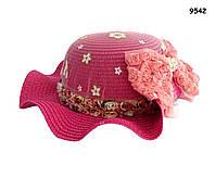 Шляпа для девочки. 51-52 см, фото 1