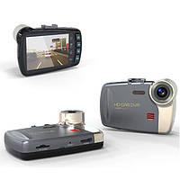 """Видеорегистратор с экраном S6000, дисплей 2,7"""", камера 3MP, Full HD качество съемки"""