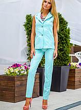 Легкий женский костюм   Aqua city sk, фото 2
