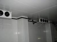 Камеры морозильные