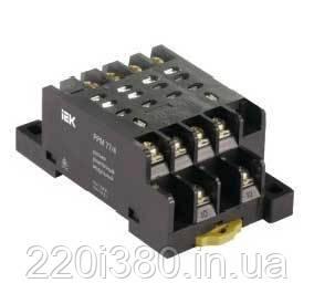 Разъем РРМ77/3 (PTF11А) для РЭК77/3 (LY3) модульный ИЭК