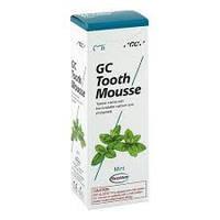 Крем Tooth Mousse Тус Мусс для восстановления минерального баланса зубов со вкусом мяты 100% оригинал
