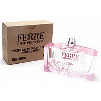 Gianfranco Ferre Rose Princesse edt 100 ml. w оригинал Тестер