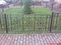 Установка газонных ограждений Киев