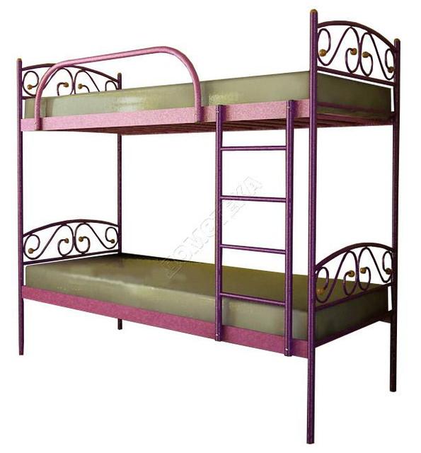 Кровать металлическая Верона дуо