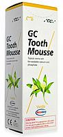 Крем Tooth Mousse Тус Мусс для восстановления зубной эмали со вкусом ванили 100% оригинал