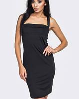Открытое черное платье | 2013 br