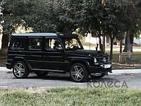 Козырек крыши Mercedes Benz W463  6x6