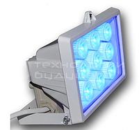Светодиодный прожектор архитектурный лучевой TYPE-1 9W 220V IP54 Epistar (Тайвань)