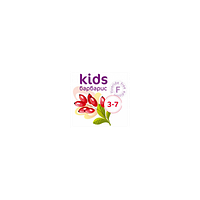 Зубная паста R.O.C.S kids Барбарис со вкусом барбариса. Без фтора (ROCS)