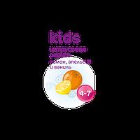 Зубная паста R.O.C.S kids Цитрусовая радуга со вкусом апельсина, лимона и ванили (ROCS)