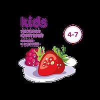 Зубная паста R.O.C.S kids Ягодная фантазия со вкусом малины и клубники (ROCS)