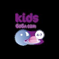 Зубная паста R.O.C.S kids Бабл гам со вкусом жевательной резинки (ROCS)