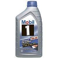 Моторное масло MOBIL 1  FS 5W-40 1L Синтетическое