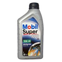 Моторное масло MOBIL 1  Super 1000 15W-40 1L Минеральное