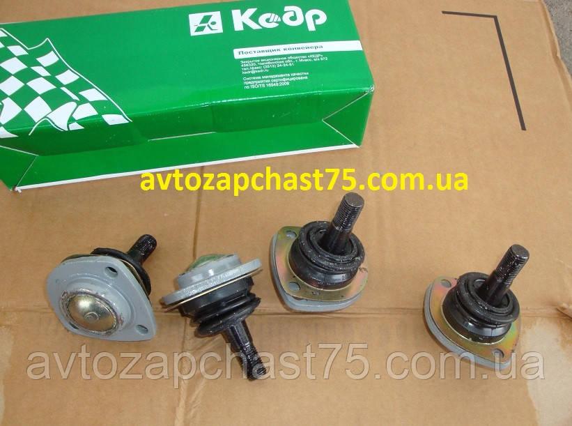Опора кульова ВАЗ 2101-Ваз 2107 верхн.2шт.+нижн.2шт. (пр-во КЕДР, Росія)