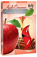 Ароматические свечи-таблетки яблоко-корица Bispol p15-87