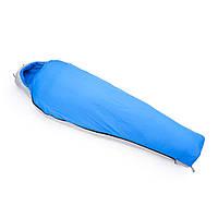 Спальный мешок RedPoint Munro S left (синий/серый), фото 1