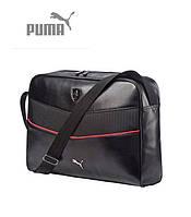 Сумка Puma Ferrari LS Reporter – стильный мессенджер для активных людей