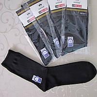 Классические носки для мальчиков ЧЕРНЫЕ, 36-41 р-р . Хлопок 90%. Носки под туфли, школьные носки. , фото 1