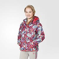 Детская куртка для девочек Adidas S Rose (Артикул: S96107)