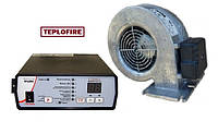 Микропроцессор Prond Krypton и вентилятор WAP 120 автоматика для твердотопливных котлов