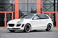 Тюнинг обвес Porsche Cayenne 958, Porsche Panamera, Porsche Macan, Porsche 911.