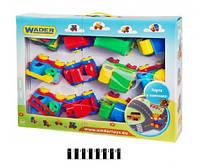 """Набор машинок """"Kid cars"""" 39243, Wader"""