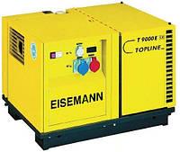 Бензиновый генератор EISEMANN T9000E на 9,0 кВт. 220/380 V