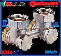 Giacomini Узел нижнего подключения  угловой 3/4FX18