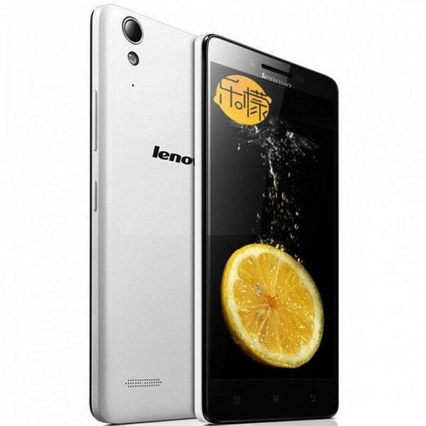 Lenovo K30 (K30-T) экран 5.0 ,4 ядра, 2sim, Android 5.0, 8.0Мp - white