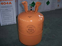 Хладон (фреон) R404A 10.9кг  Refrigerant (рефрижерант). Китай.Харьков