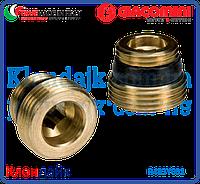 Giacomini Переходник с герметичной прокладкой для узлов нижнего подключения  18