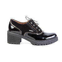 Туфли женские кожаные Velluto 045884М, фото 1