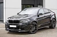 Тюнинг обвес BMW X6 F16, X6 E71, X5 F15, X5 E70, 5 F10, 6 F13, 7 F01.